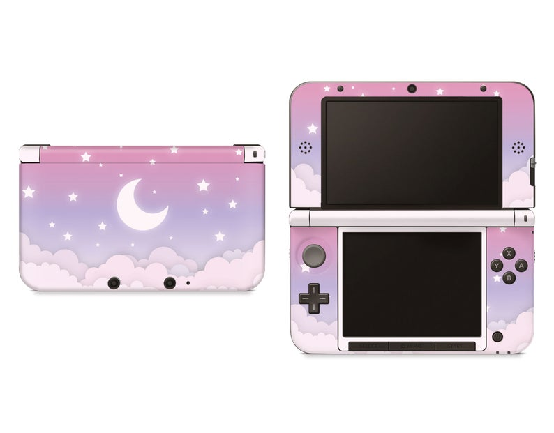 Cute Lunar Sky Skin For The Nintendo 3ds Xl And New 3ds Xl Etsy In 2021 Nintendo 3ds Xl Nintendo 3ds Nintendo 3ds Case
