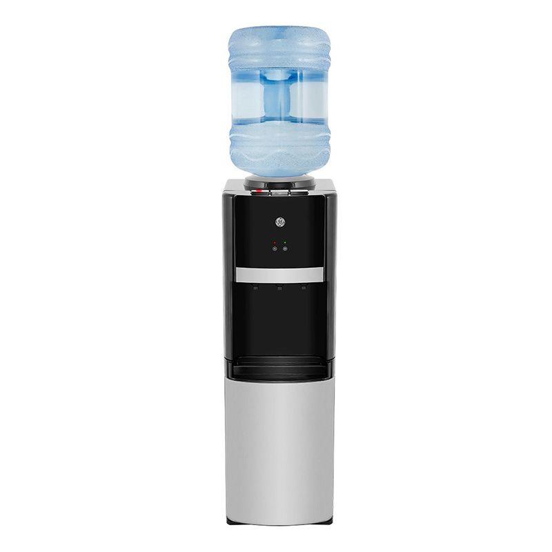 GE dispensador de agua caliente y fría por compresor con