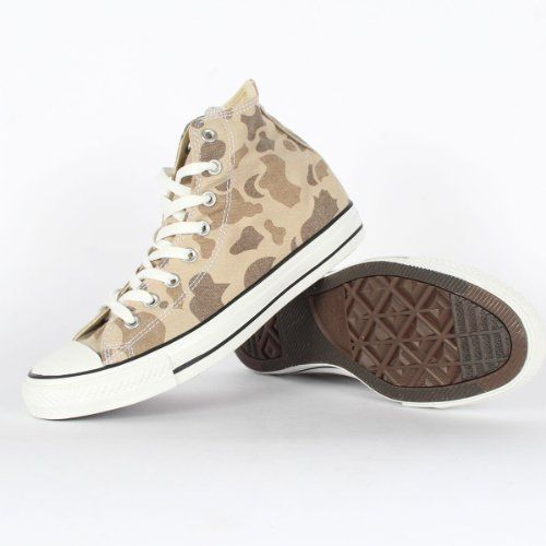 3ee2a44d8795c1 Amazon.com  Converse Chuck Taylor All Star Hi Camo Print Sneaker in Safari  Unisex  Shoes CLICK TO BUY NOW!!