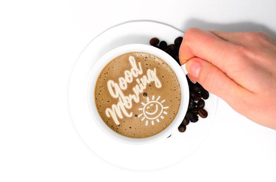 Cup Coffee Foam Café Au Lait Font Cup Coffee Foam Café Au Lait Font