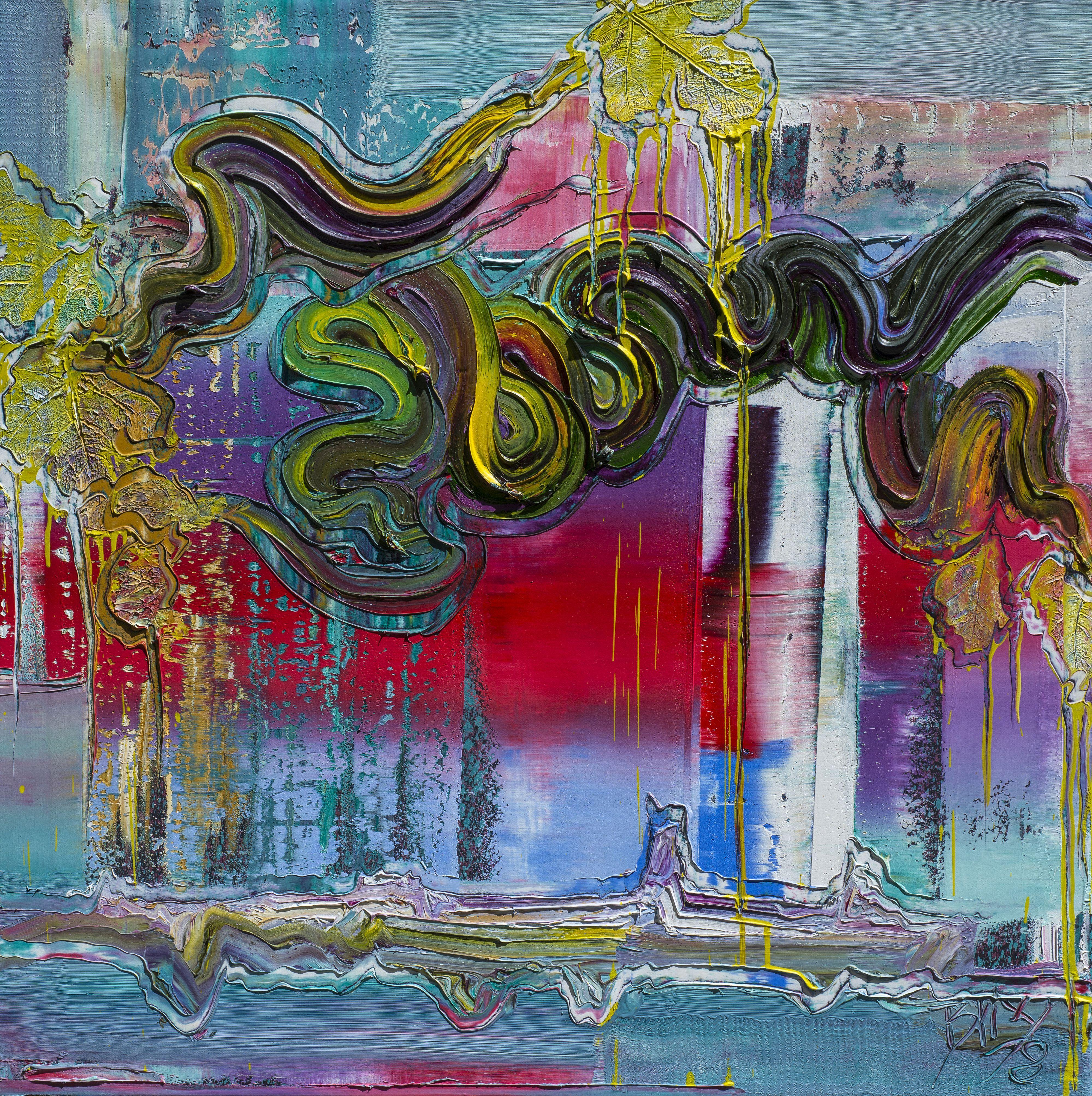 pin auf moderne kunst brixy werkserie horizon gemälde abstrakte malerei ölbilder