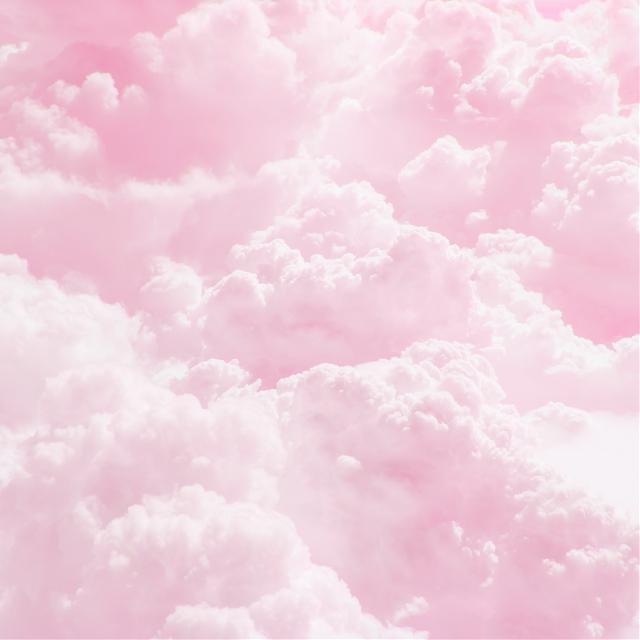 Pinkclouds Pink Clouds Rosa Nubes Nubesrosas Rosas Fondo