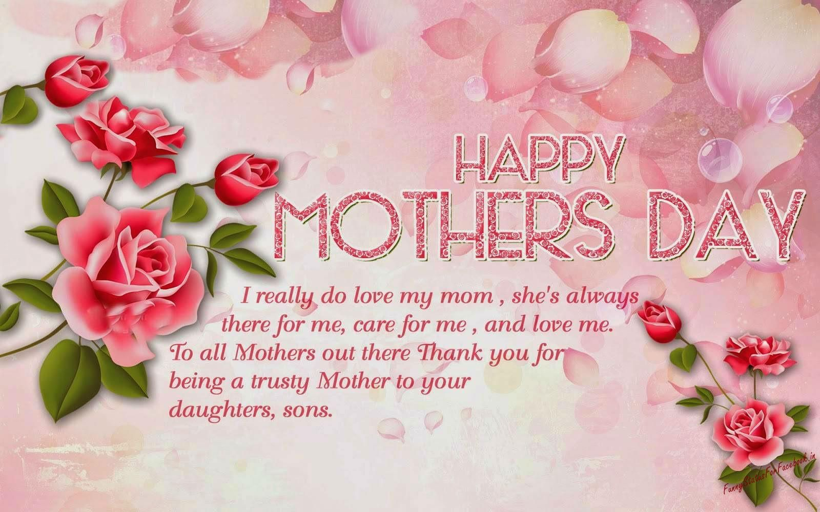Happy Mothers Day Picture Quotes Happy Mothers Day Wishes Happy Mothers Day Messages Happy Mothers Day Poem