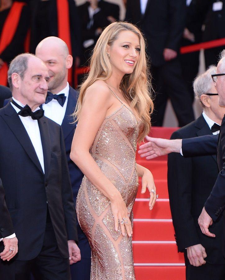 Blake Lively |.| Cannes 2016 | pancione | Pinterest | Actitud ...
