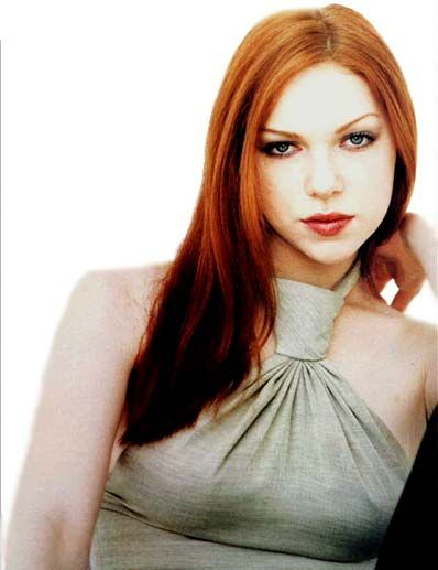 Laura Prepon (will always think of her as Donna with red hair on That 70's Show)