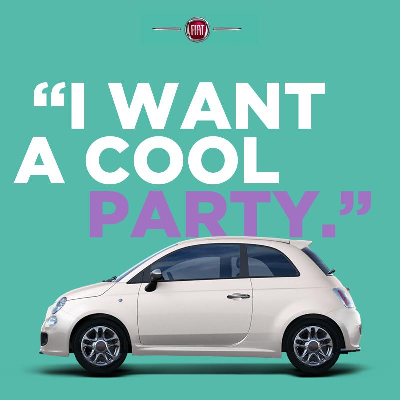 Happy birthday Fiat500  Fiat Life  Pinterest  Cars Used cars