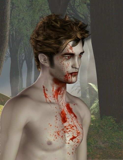 EdmonD Vampire Character