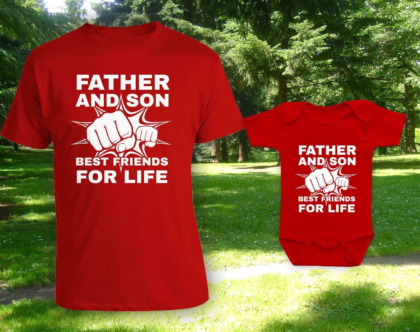 25a0fca82 Father and Son Best Friends for Life matching father son t-shirts, father's  day gift, gift for dad, when is fathers day,bodysuit-CCB-604-604 by ...