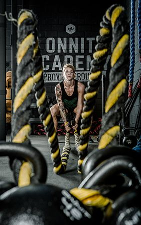 5 Benefits of Battle Ropes Training -   13 fitness photography gym