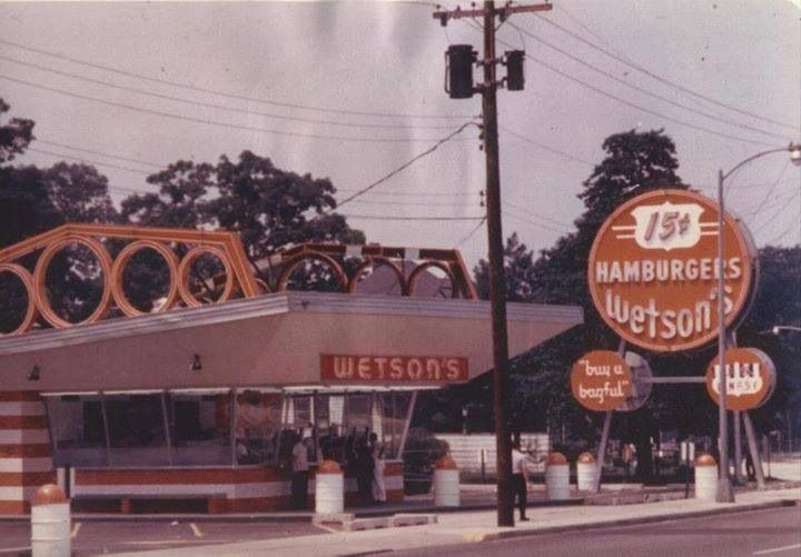 Westonu0027s Hamburgers In Bayshore NY Came Out About The Time Mcdonalds Did.  Good Burgers.