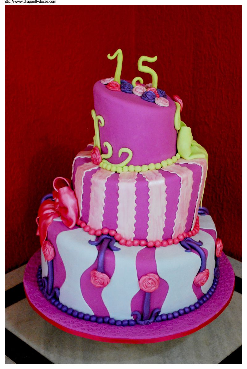 15th birthday cake does anyone love me enough to make this