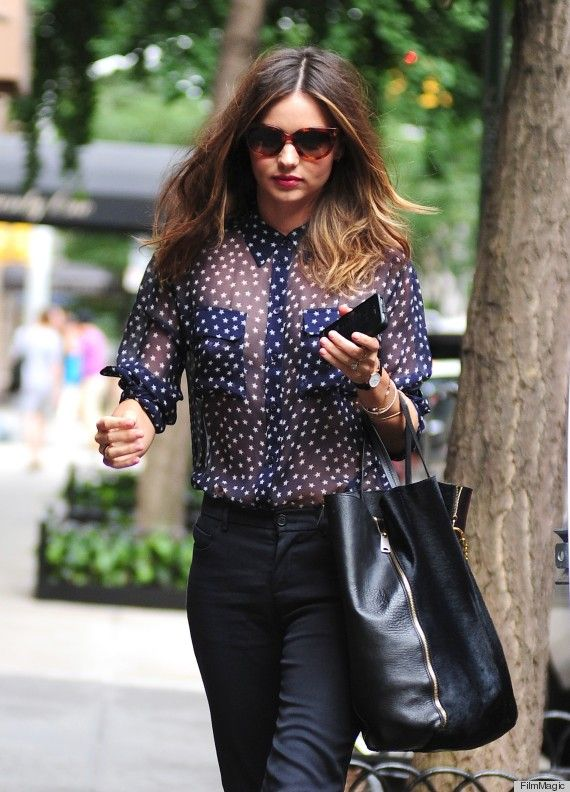 PHOTOS: How Supermodel Wives Dress | Style'in | Sheer ...