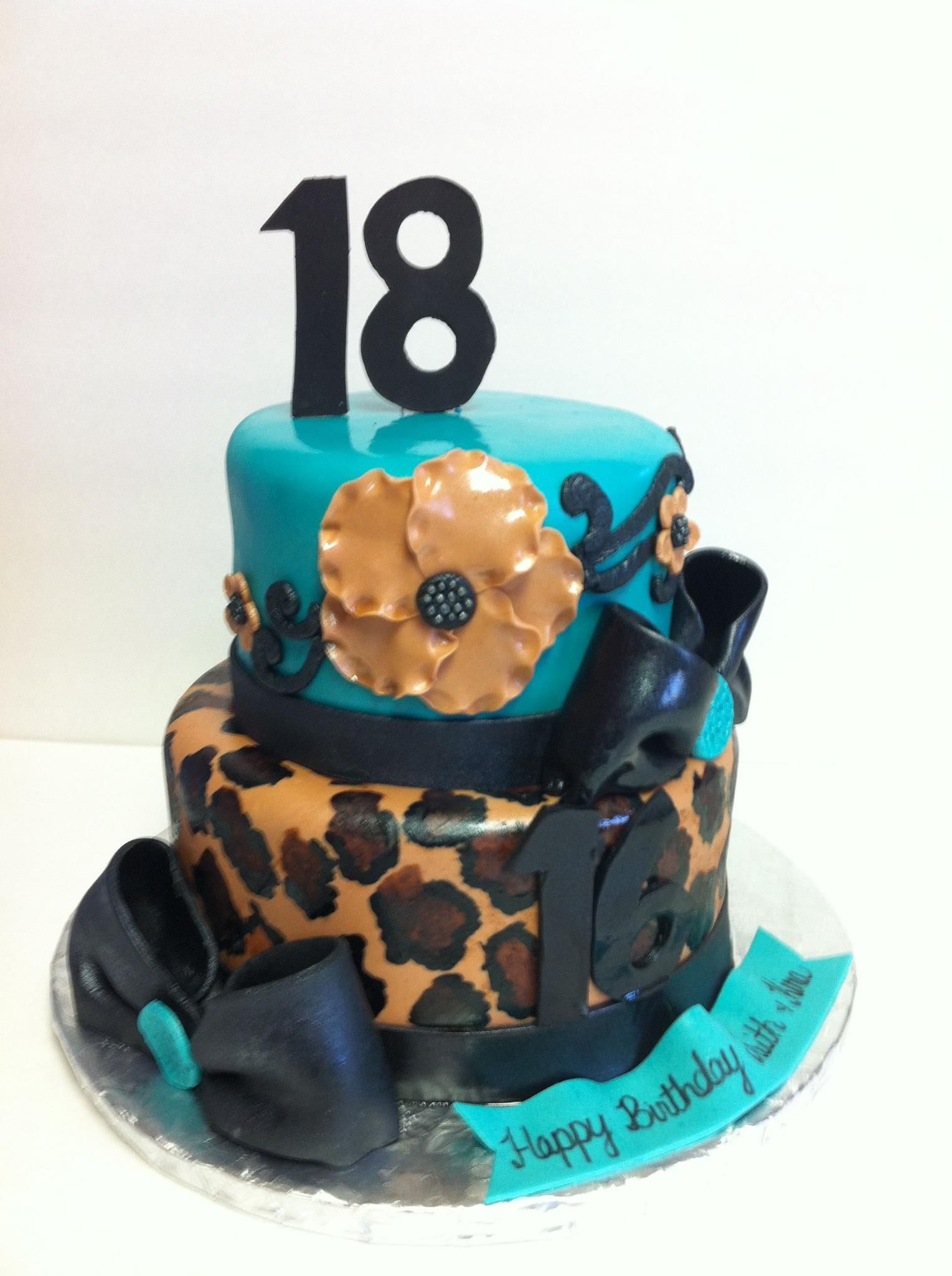 Pin on Kids Birthday Cakes by Lily Cakes