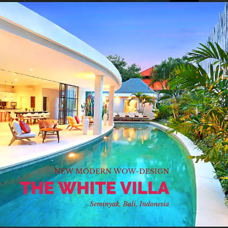Its almost holiday season, have you booked your vacation already?  Booking that in demand villa for holiday couldn't be easier! Reserve your dates now from December 1 onwards! The brand new White Villa in Bali has something special for you during your stay! Have a look at the link to see photos and to read about our outstanding FULL SERVICED White Villa: https://www.airbnb.com/rooms/14171836?sug=50 #VillainBali #theWhiteVilla #LuxuryVilla #Seminyak