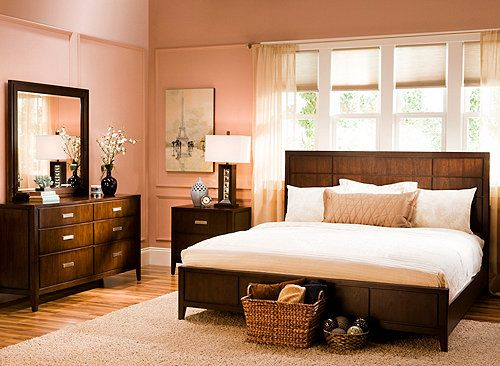 Kian 4 Pc Queen Bedroom Set Bedroom Sets Raymour And Flanigan