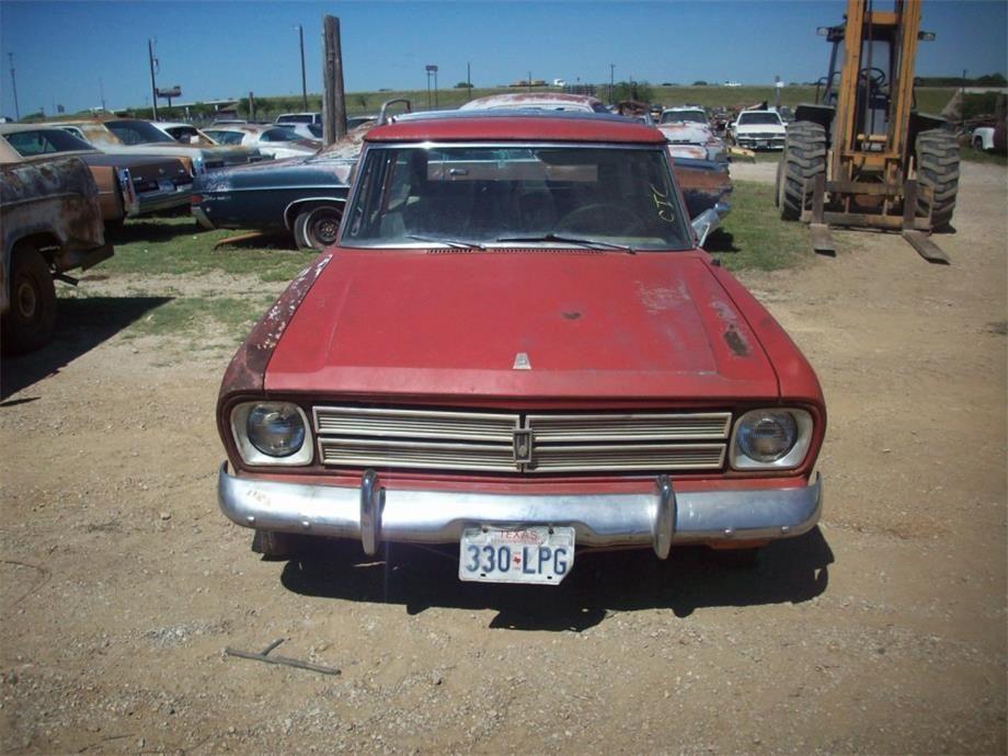 Large Photo of Classic 1966 Lark Wagonaire 2,995.00