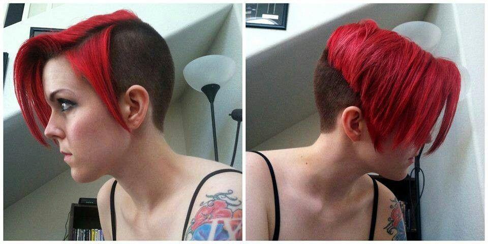 Haircut creative