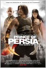 The Prince of Persia - This fabulous family adventure movie was the first time I began to see Jake Gyllenhaal for the gorgeous, talented actor that he is. His English accent was panty-melting, his body was jaw-dropping...and that sexy sparkle in his eyes could stun an elephant at 50 paces!