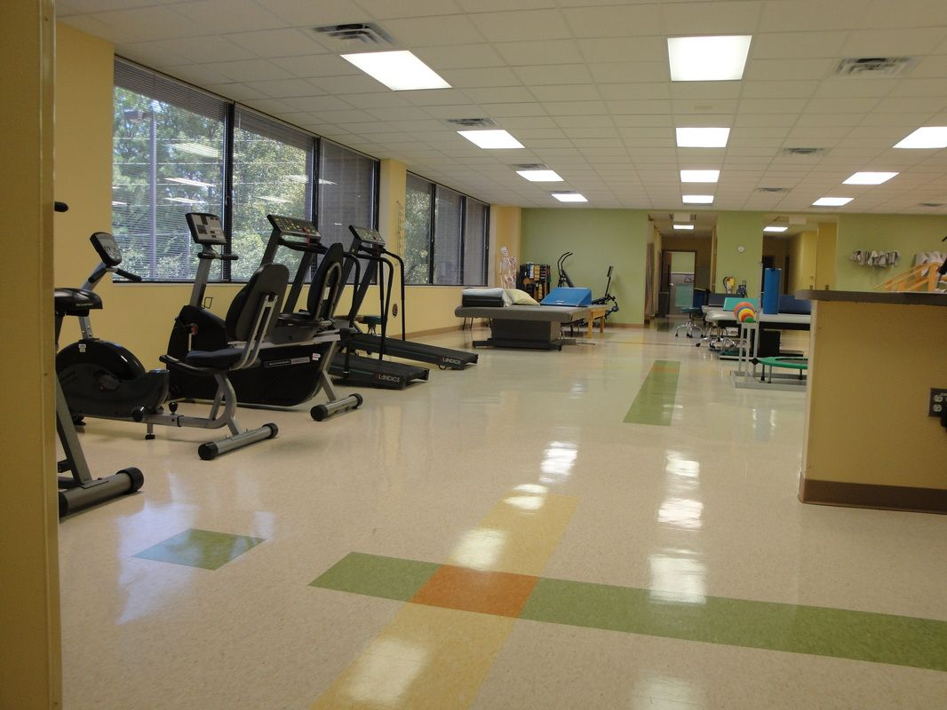 Coliseum Macon Northside MOB 2 Physical Therapy Suite