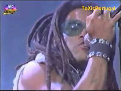 Lenny Kravits Are You Gonna Go My Way Live Sic 1993
