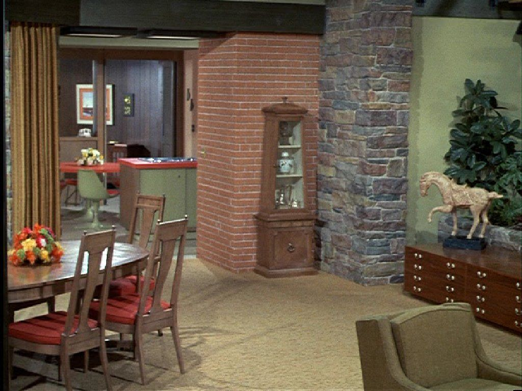The Brady Bunch Dining Room   I Still Marvel Today As An Adult At How   Part 5
