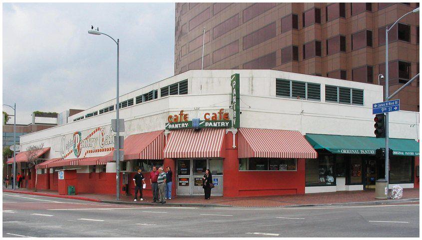 Wonderful The Original Pantry Cafe