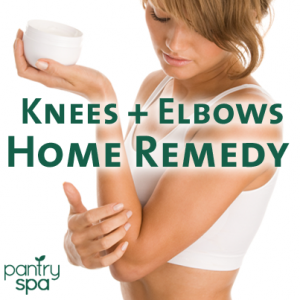 Dark Elbow Remedy & Dark Knee Remedy: Skin Tea - Pantry Spa