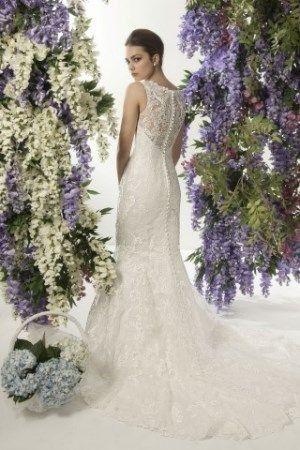 JADE DANIELS Bridal Style 1007, Jane Russel. #BestForBride