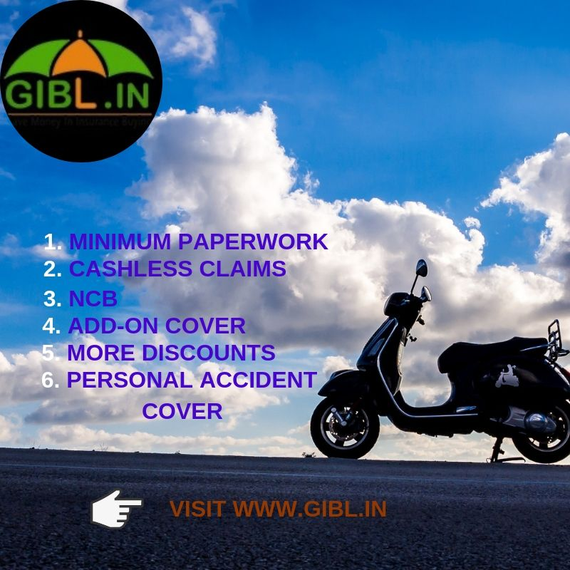 National Two Wheeler Insurance Buy And Renew The Best Policy For