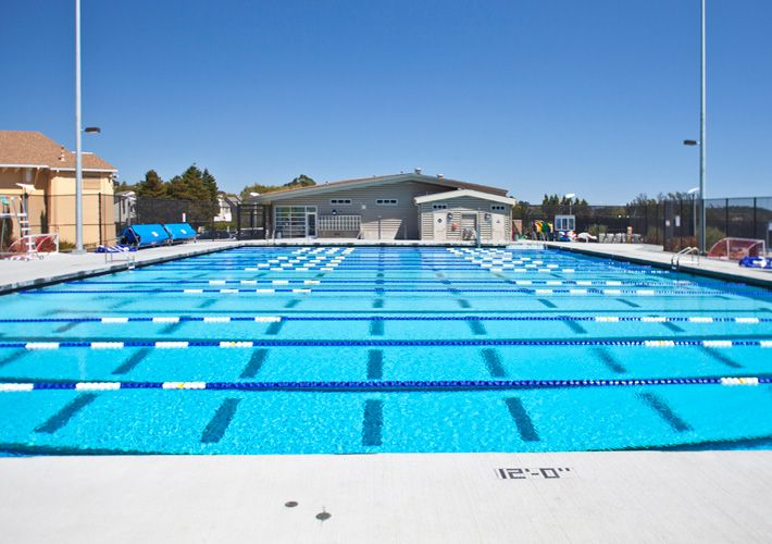 The tamalpais high school pool is open year round for adult lap swim through community education for Deans high school swimming pool