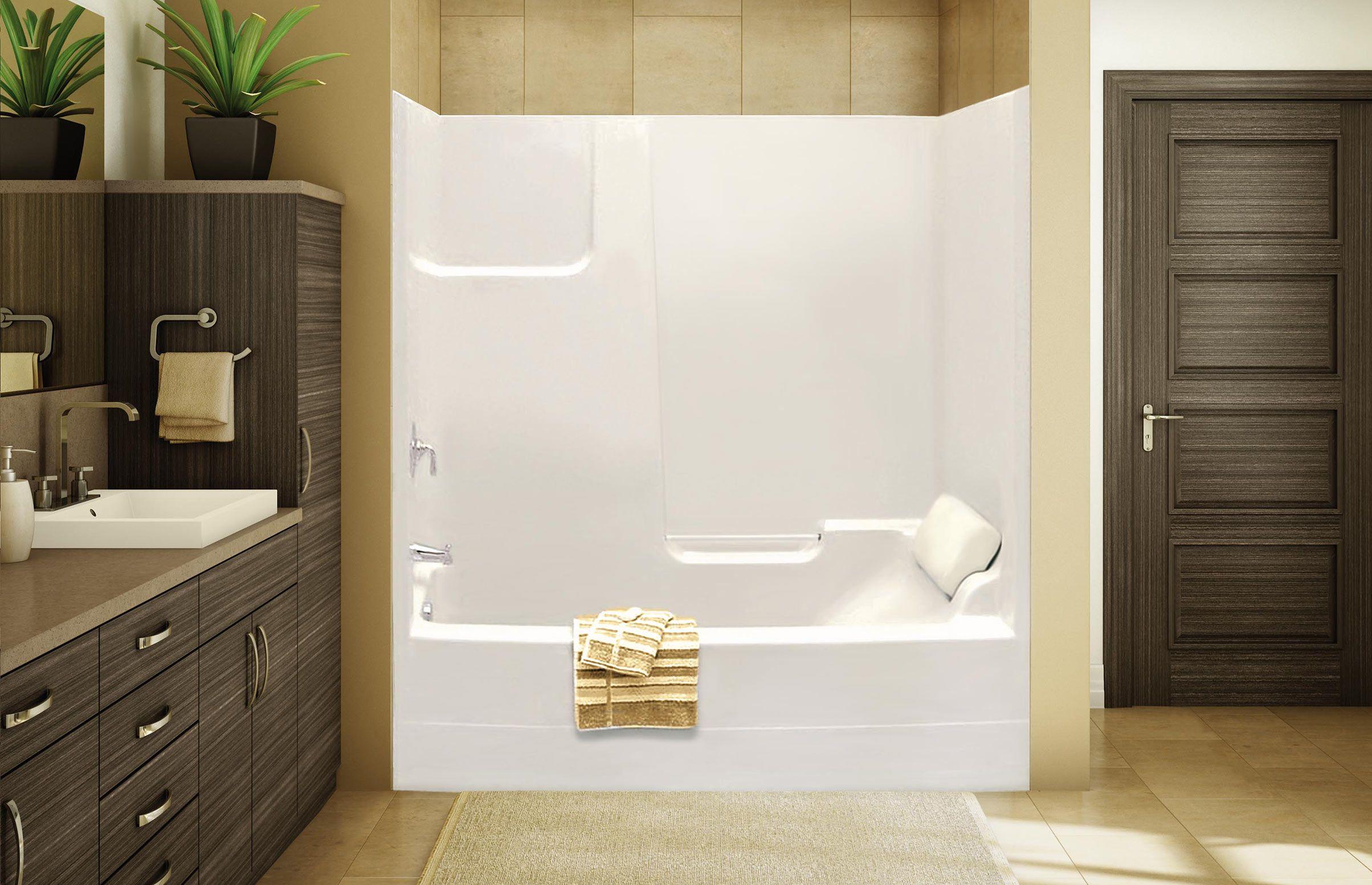 TSEA72 Alcove or Tub showers bathtub - MAAX Professional   DIY ...