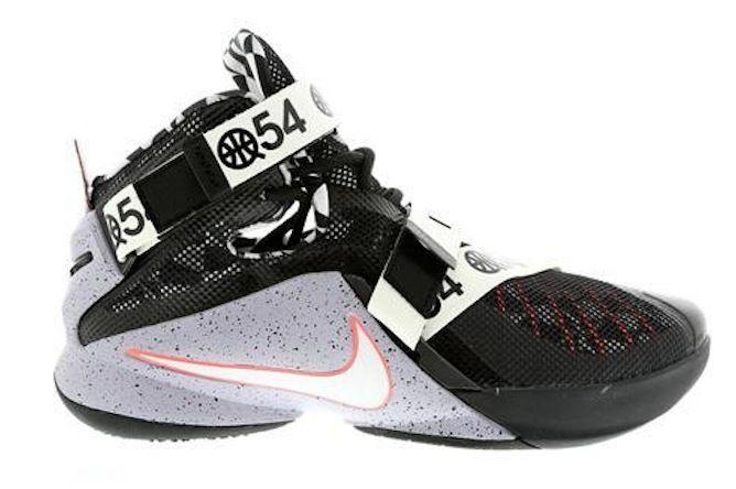 ccbd94534ac6 Quai 54 Nike LeBron Soldier 9