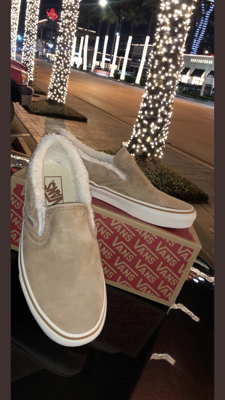 Fluffy Vans | Shoes, Aesthetic shoes