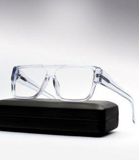 Ksubi Alkes Eyeglasses Crystal Ksubi Sunglasses Case Crystals