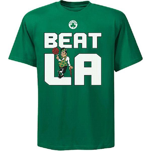 A common refrain from the 80s.  #beatLA #celtics