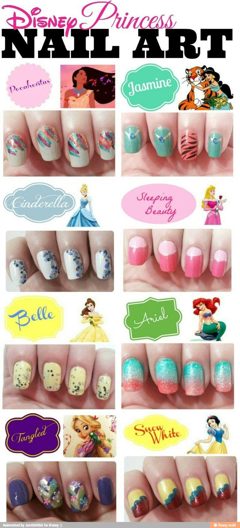 Found on   Diseños de uñas, Arte de uñas y Uña decoradas