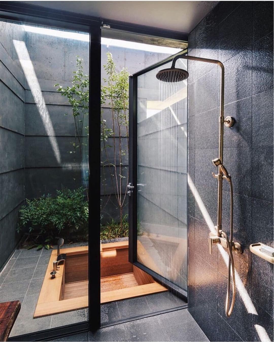 رايكم ديكور ديكورات ديكورات داخليه ديزاين ديكورات خشبية ديكورات فخمه Indoor Outdoor Bathroom Outdoor Bathrooms Home Interior Design