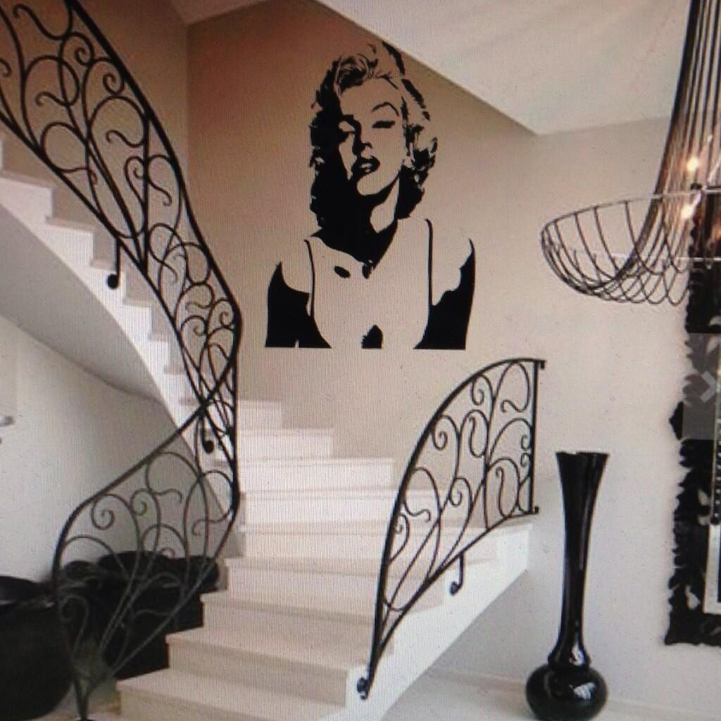 Idea. 👌🏡 | Marilyn monroe room, Marilyn monroe bedroom ...