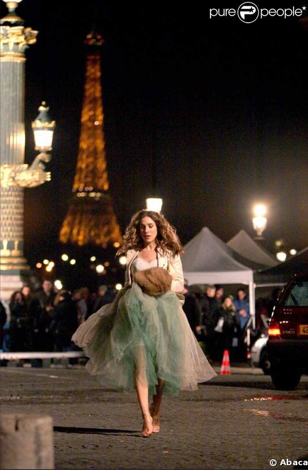 Sex and the city paris episodes