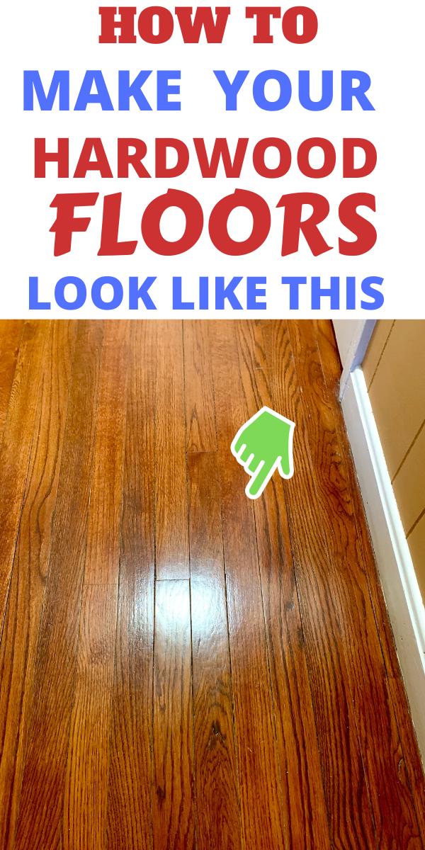 How To Really Make Your Hardwood Floors Shine Like Crazy Floor