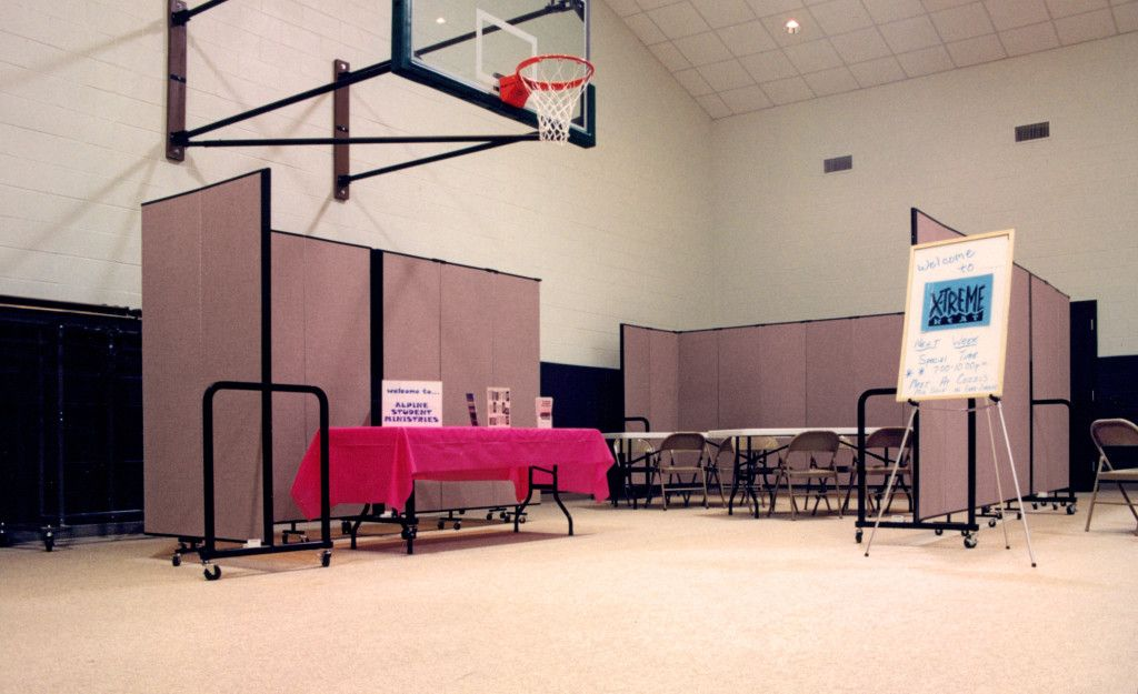 Gym room dividers foremost portable room dividers portable
