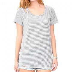 GENTLE FAWN | Manray tee special White Stripes