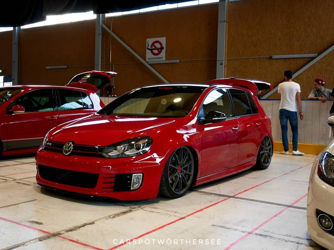 Golf 6 Gti Tag The Owner Shot This Pic At The Austrian Tuning Day