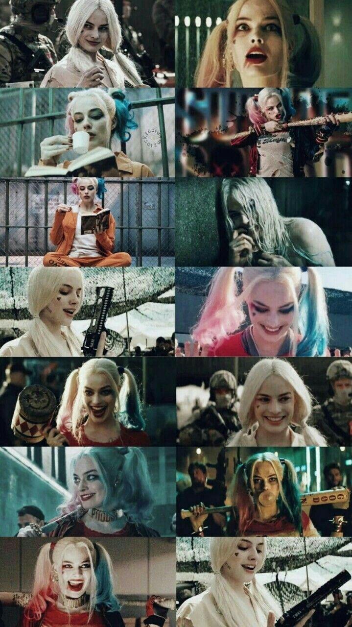 Harley Quinn #harleyquinnwallpaper #harleyquinn
