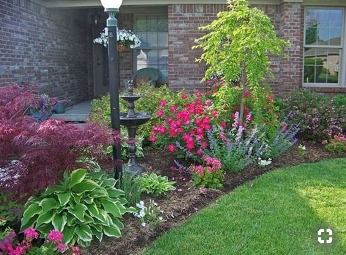Pin by Nancy Hall on Landscaping and water gardens Front