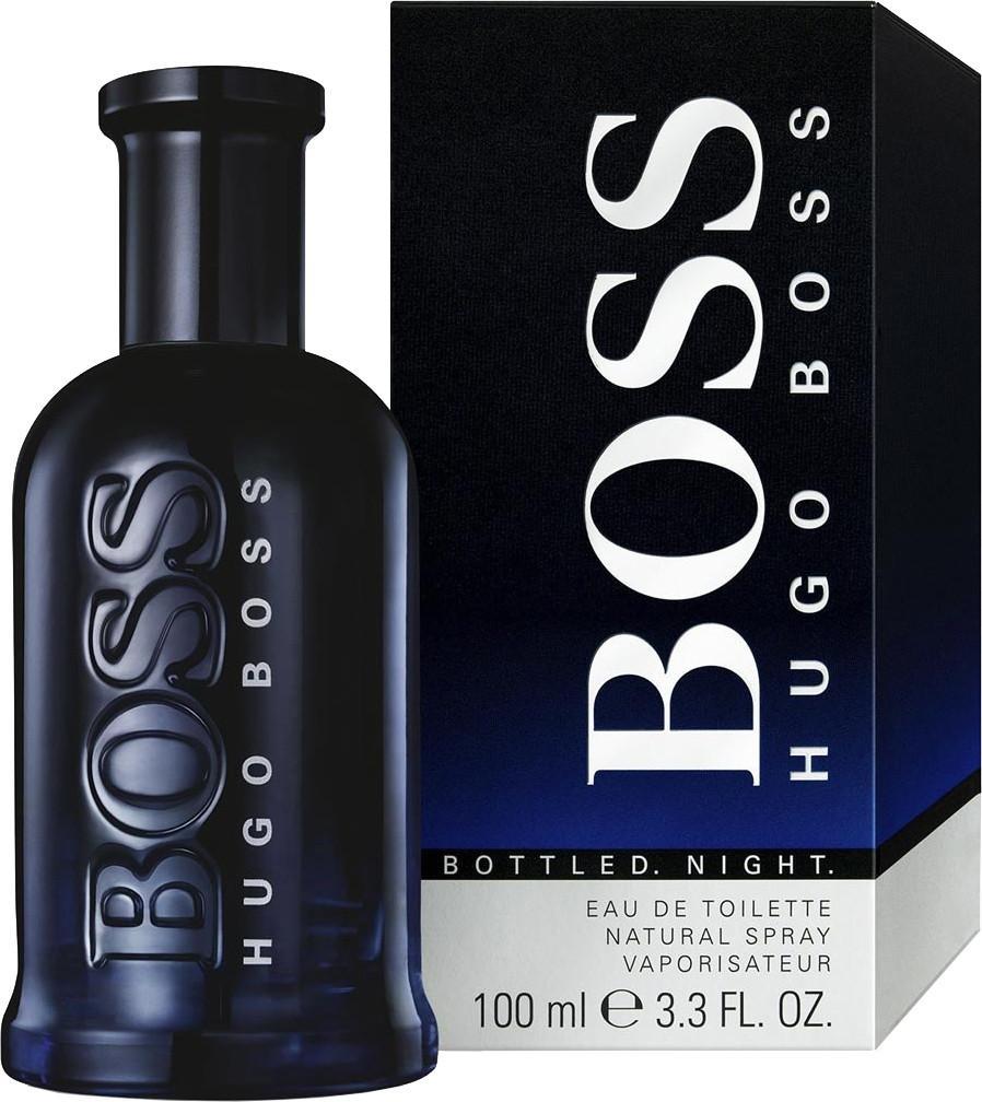 Boss Bottled Night By Hugo Boss Eau De Toilette Spray Men Perfume Perfume Eau De Toilette