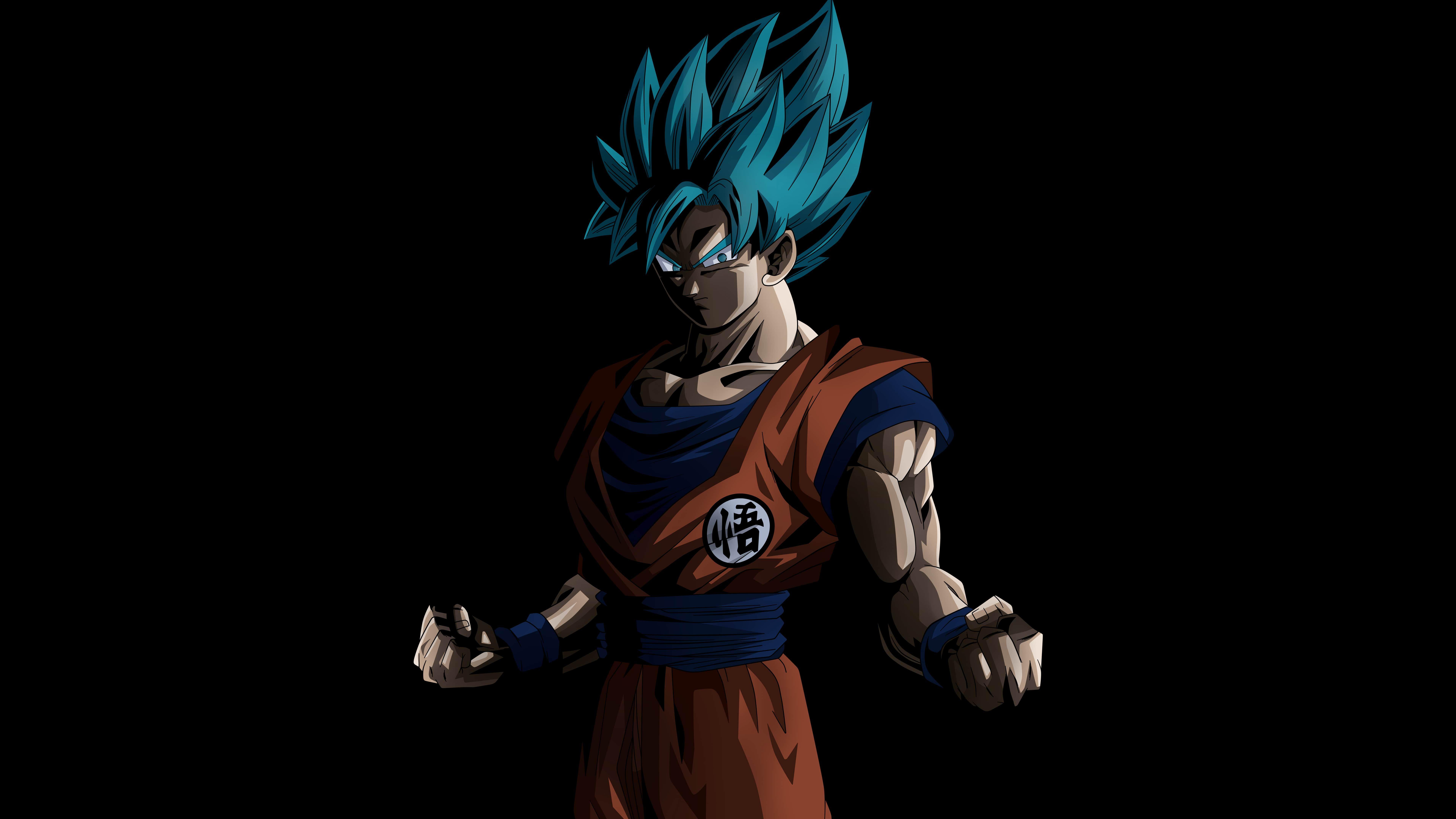 Desktophdwallpaper Org Goku Wallpaper Goku Super Saiyan Blue Dragon Ball Wallpapers