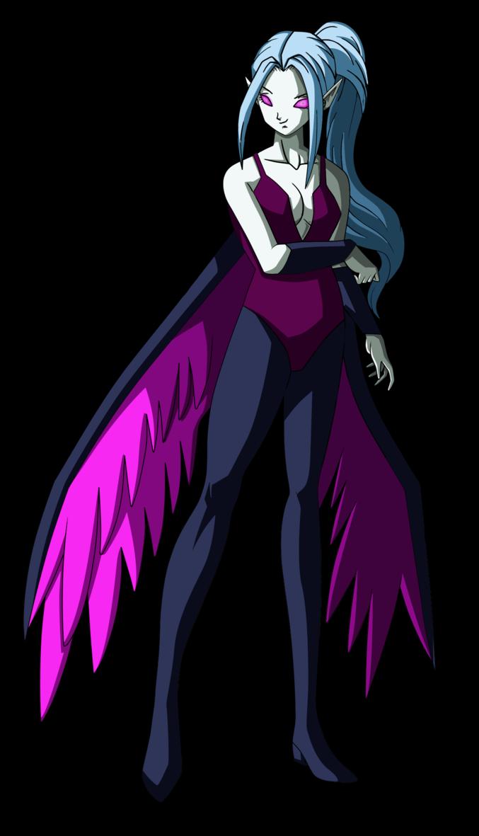 Universe 2 Female Fighter By Cdzdbzgoku By Elrincondeurko U 2