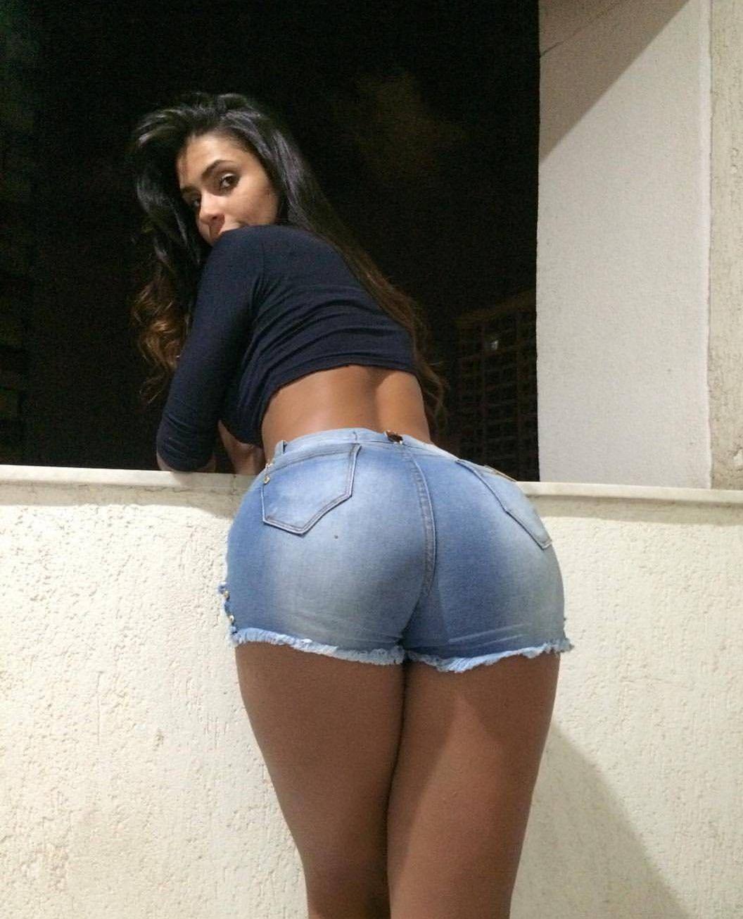 Latina Booty Model