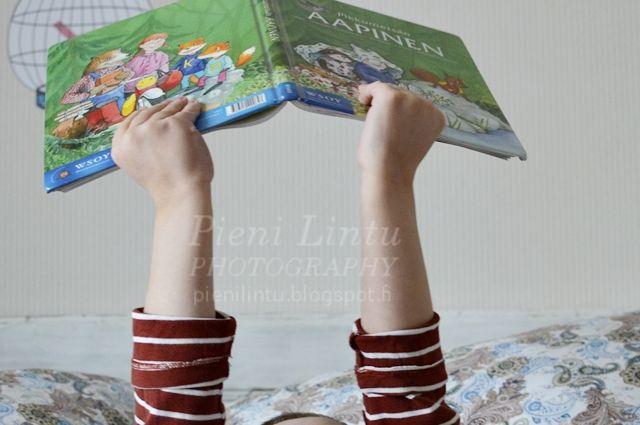 Pieni Lintu: Being 7 years old